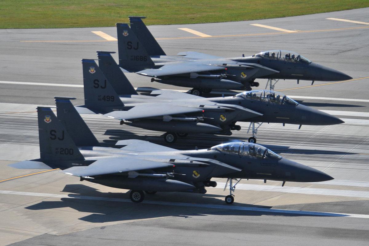 F 15 Strike Eagle F-15E Strike Eagle | M...