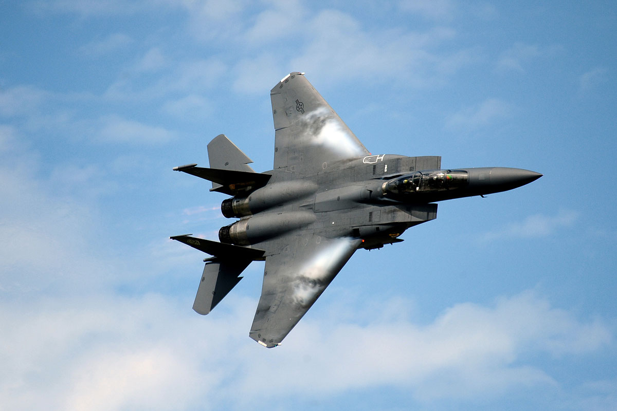 F 15e Strike Eagle Military Com