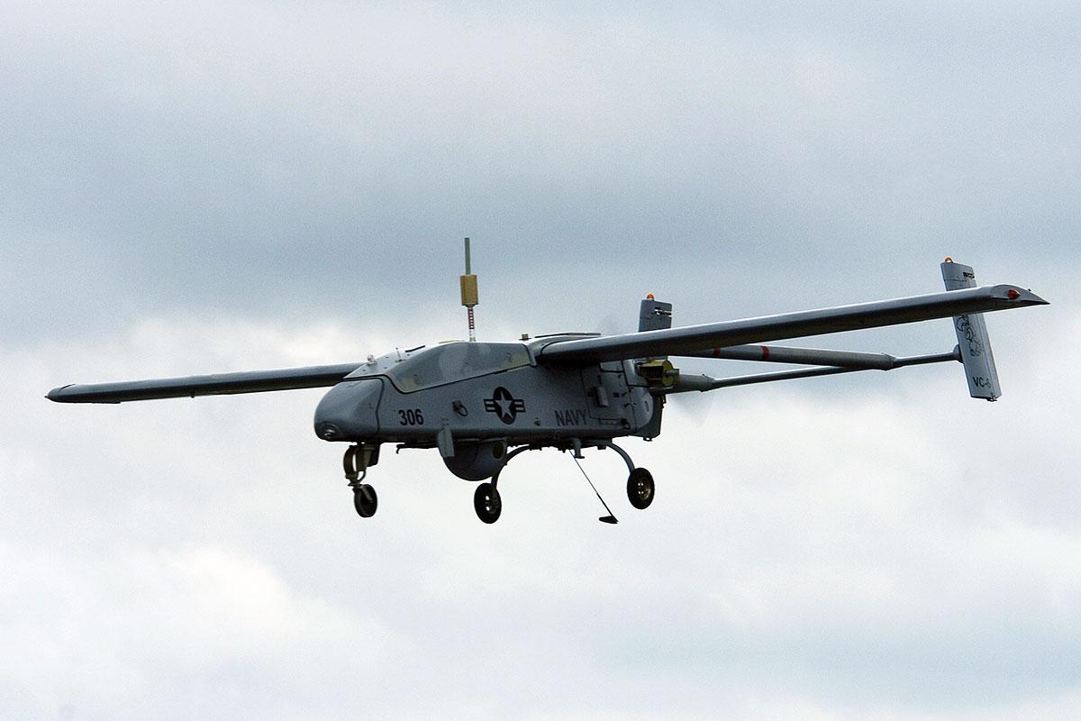 RQ-2A Pioneer