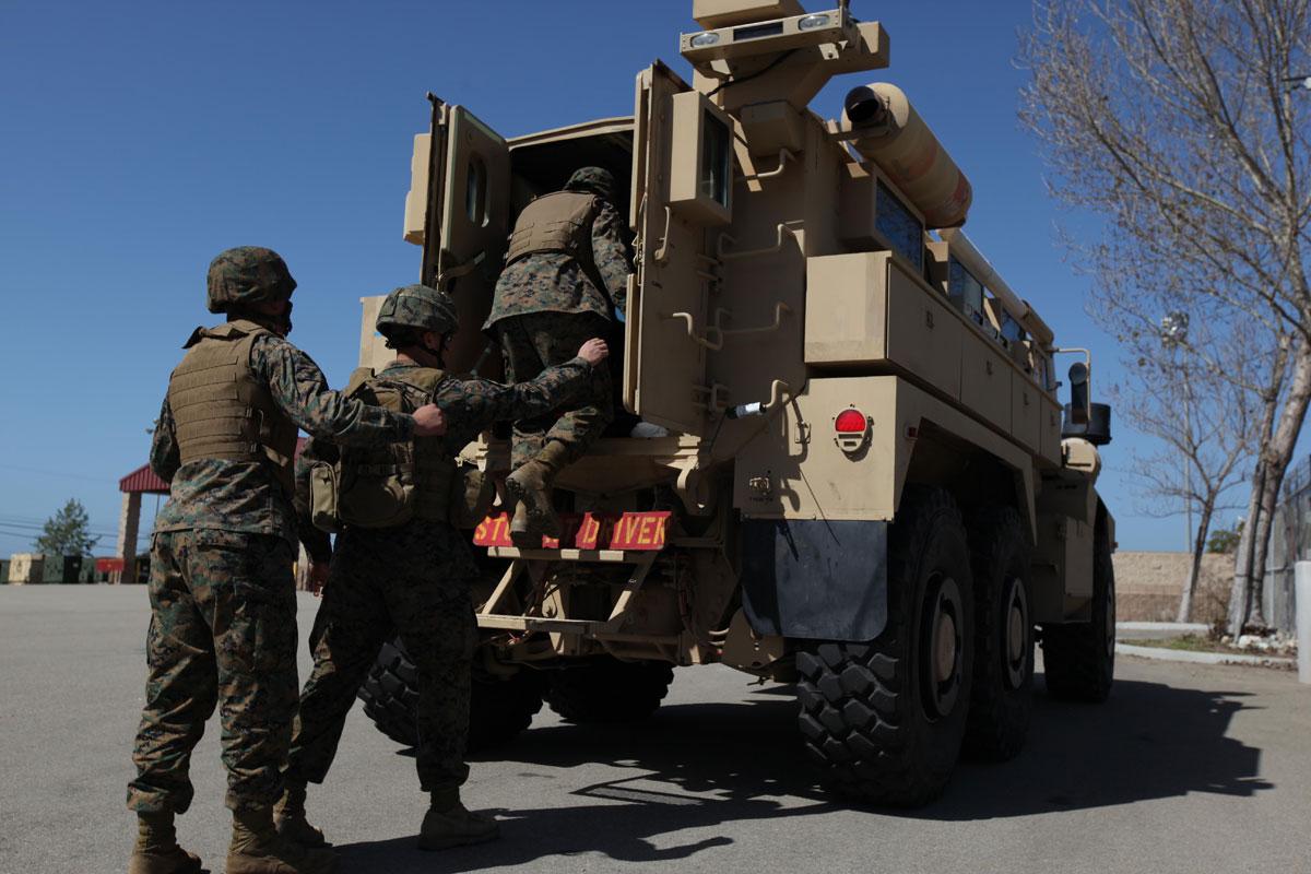 cougar 6x6 mrap militarycom
