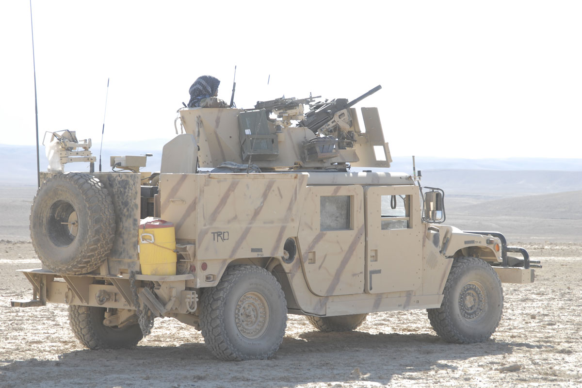 3842b227c High Mobility Multipurpose Wheeled Vehicle (HMMWV)