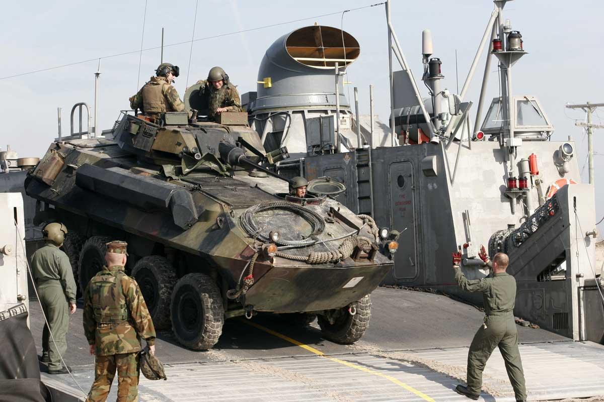 LAV 25 Light Armored Vehicle Photo Gallery