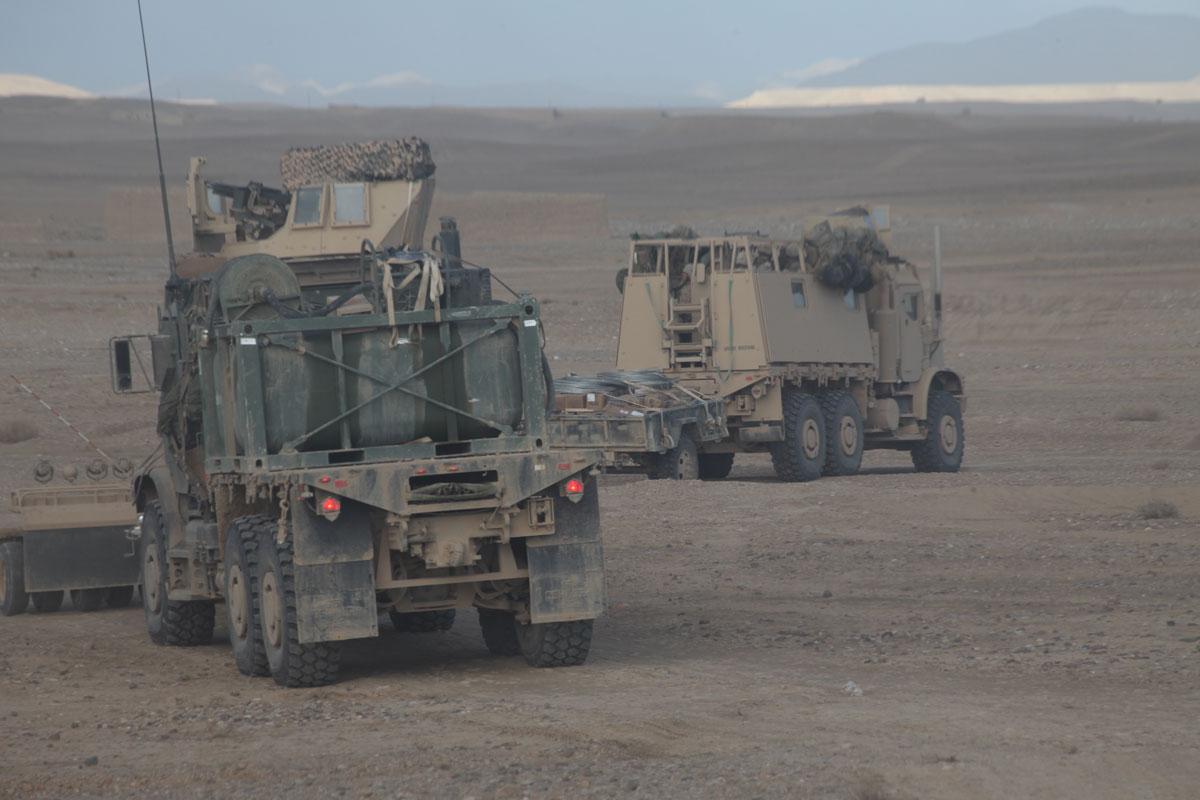 Medium Tactical Vehicle Replacement Mtvr Military Com