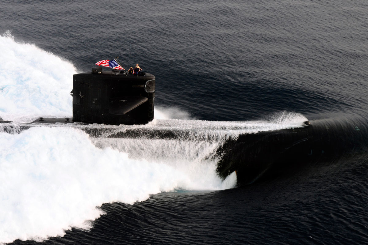 Los Angeles Class Fast Attack Submarine | Military.com