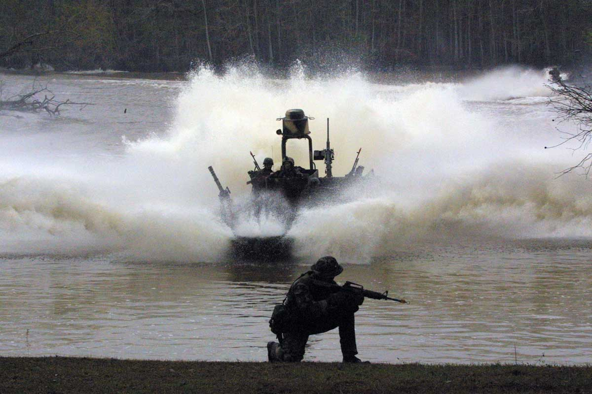 special operations craft
