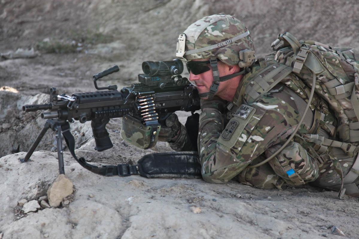 Resultado de imagen para M249 Squad