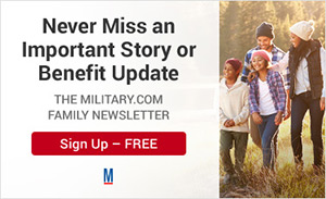 Sign up for the Spouse & Family Newsletter