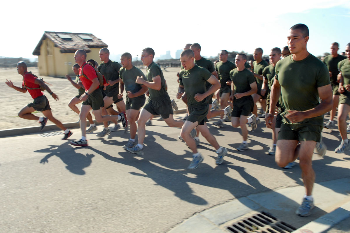 PFT Run Workouts | Military com