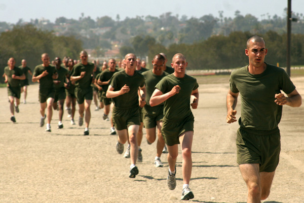 Training For The Test To Get To The Military Ask Stew