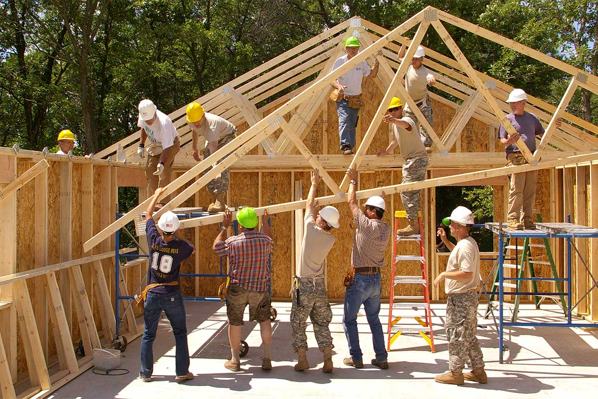 Construction Habitat Of Construction Loans And The Va Mortgage Program