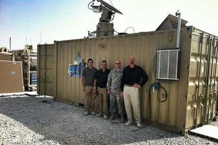 Mobile Labs Build On The Spot Combat Solutions Military Com