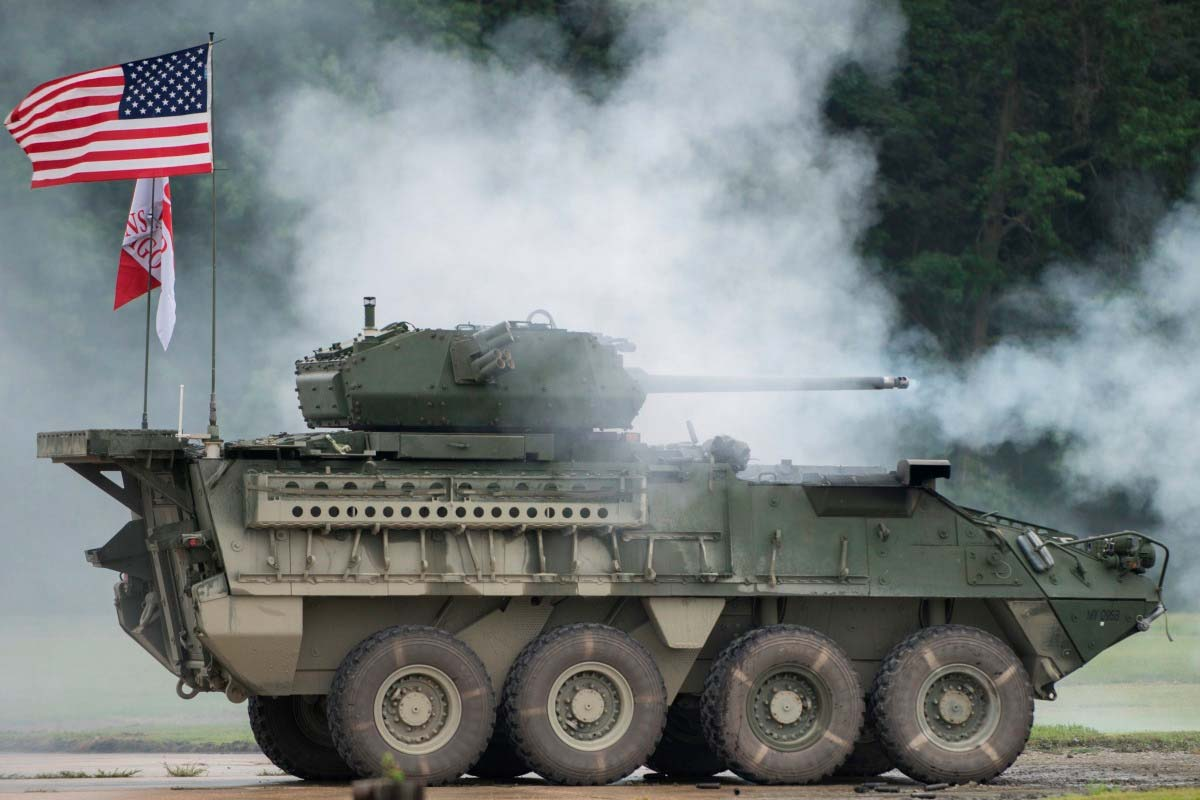 M1126 Stryker Combat Vehicle | Military com