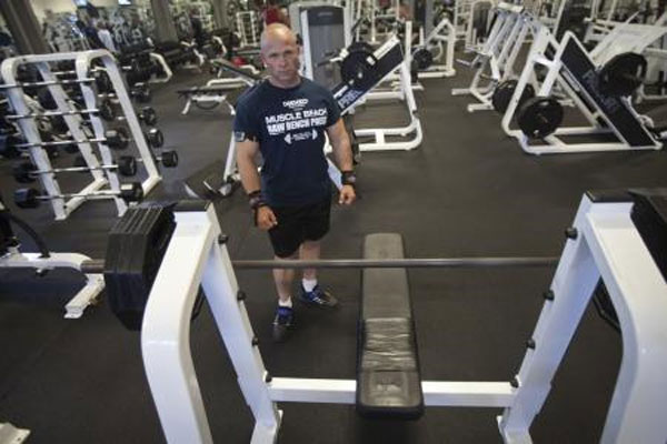 Marine Sets Powerlifting World Records Military Com