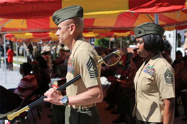marine corps gets first female meu sergeant major