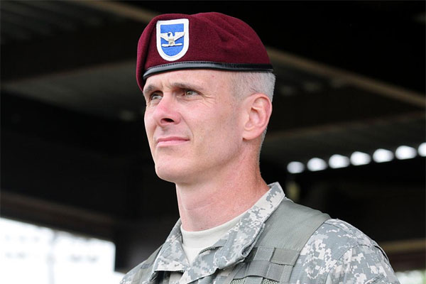 82nd Airborne Brigade Commander Relieved Of Duties