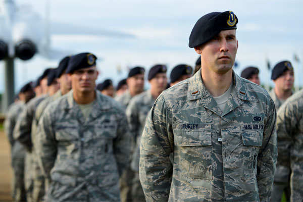 Air Force Boosting Numbers Through Extensions, Prior Service
