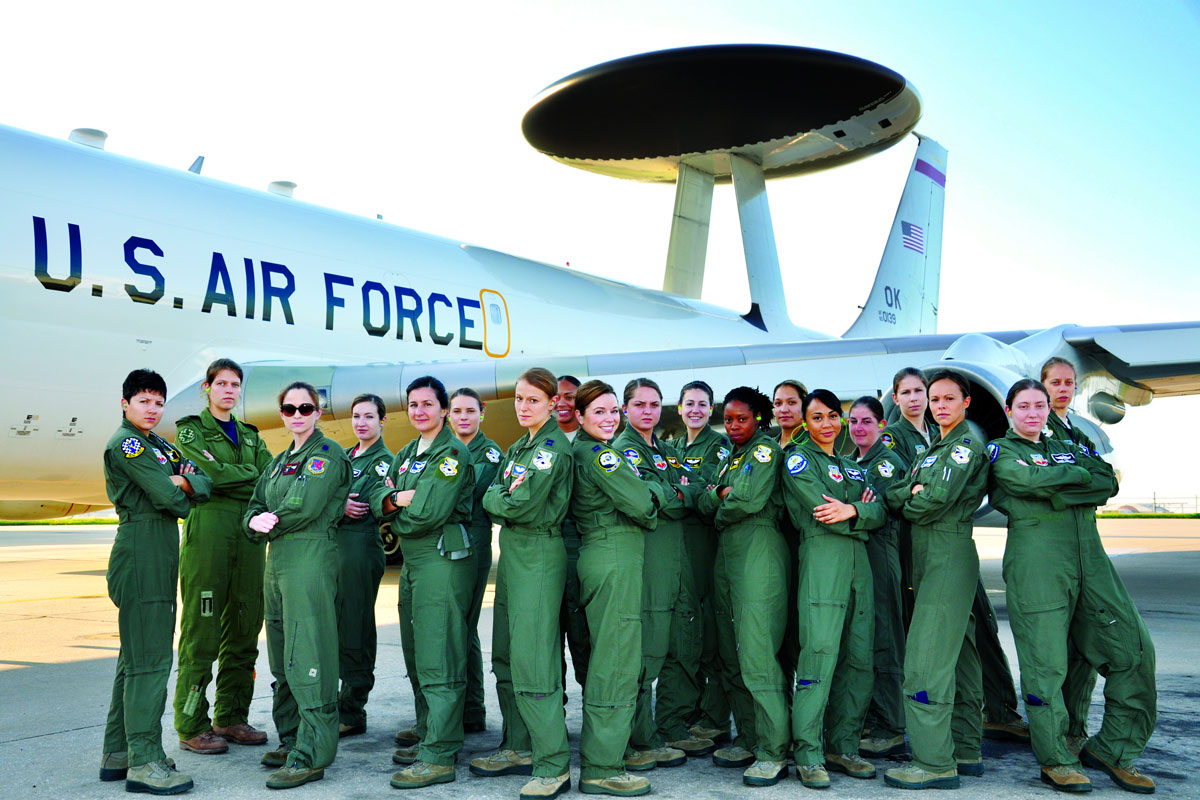 Early Tests Show Female Airmen Can Perform Many Specops