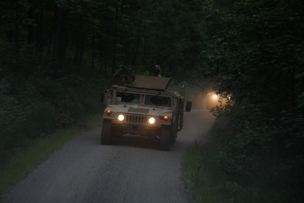 Dealing With Headlights And Directional Signals Military Com
