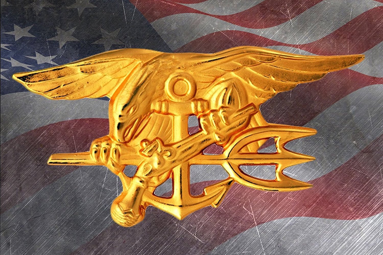 Sniper Navy Seals Symbols Drawing Topsimages