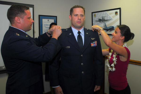 Air Force Identifies 2 098 For Promotion To Major