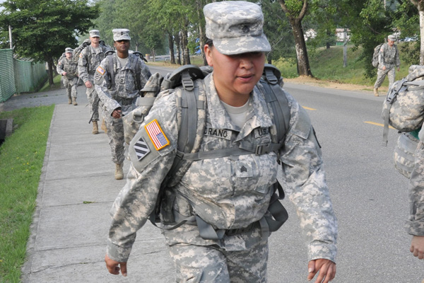 Rucking Calories Burned Militarycom