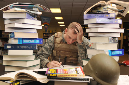 Compare Military College And Education Benefits Military Com