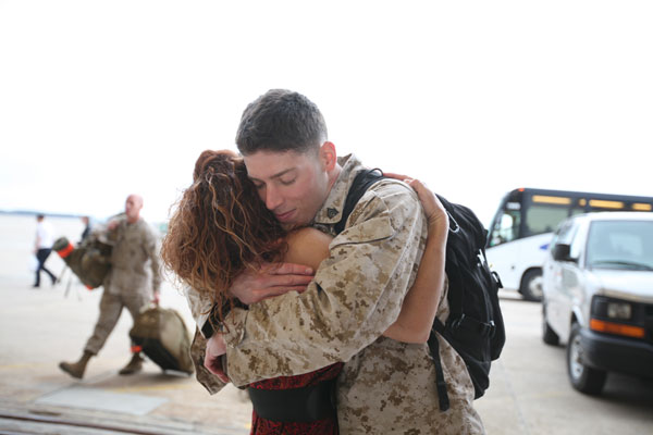 How Spouses Can Survive Boot Camp Military Com