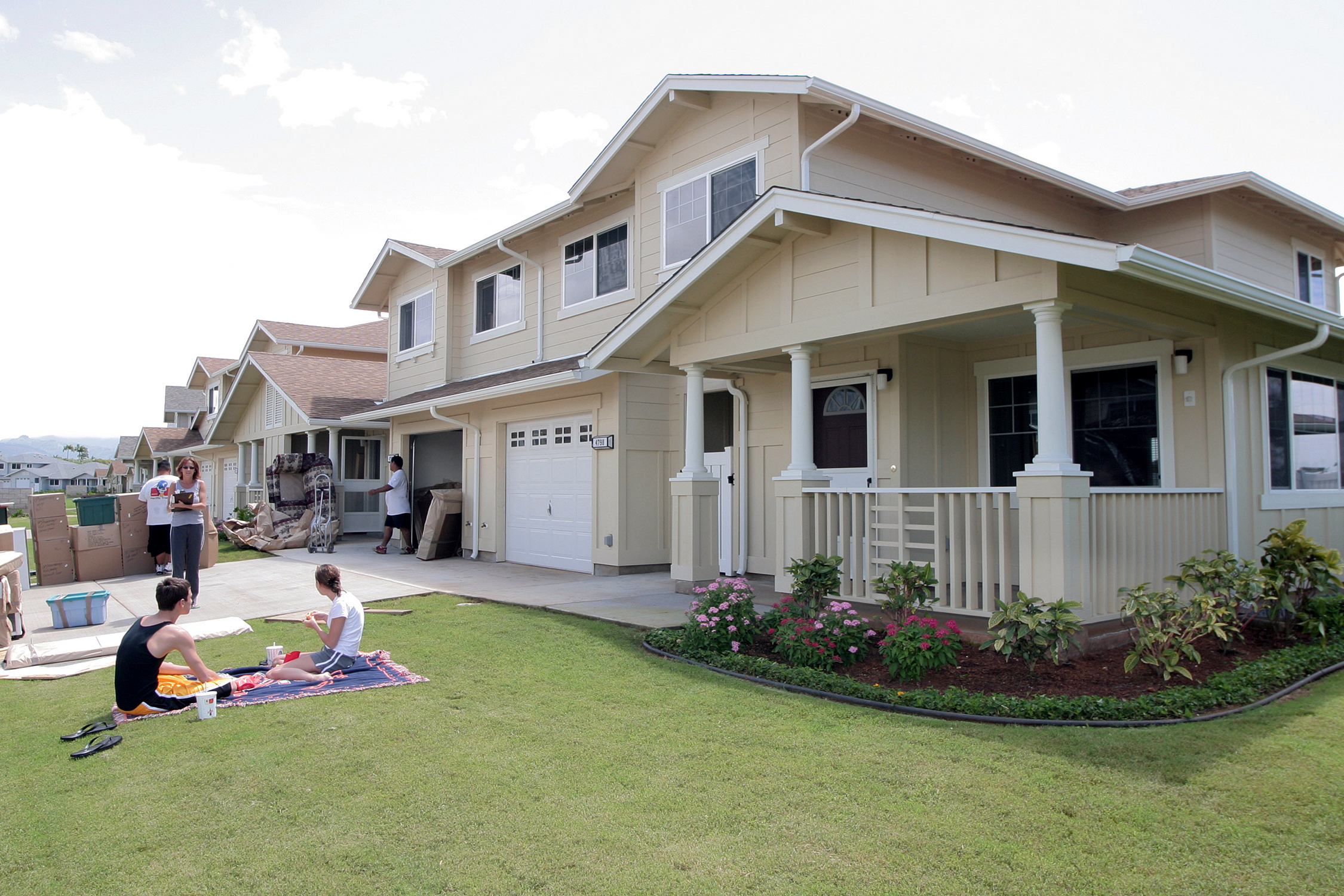 dod to roll out new housing site