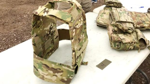 Army equipment officials are planning to start fielding the new Modular Scalable Vest, or MSV, by next summer. Photo: U.S. Army.