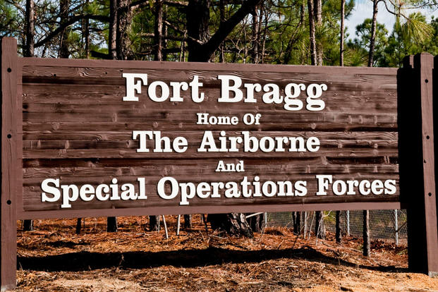 Fort Bragg (U.S. Army photo)