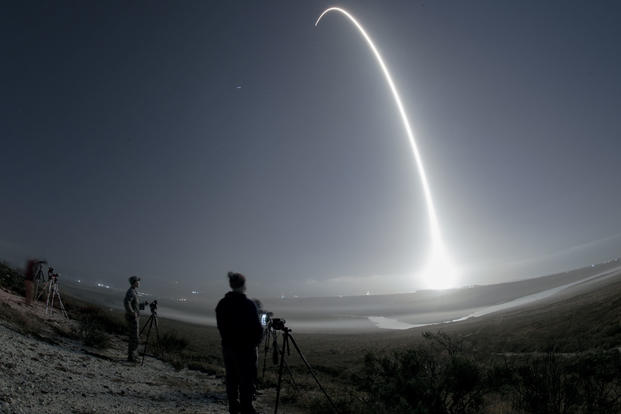 Team Vandenberg supported the successful launch of 10 Iridium satellites on a SpaceX Falcon 9 rocket from Space Launch Complex-4, Oct. 9, at 5:37 a.m. PDT Vandenberg Air Force Base, Calif. (U.S. Air Force photo/Senior Airman Ian Dudley)
