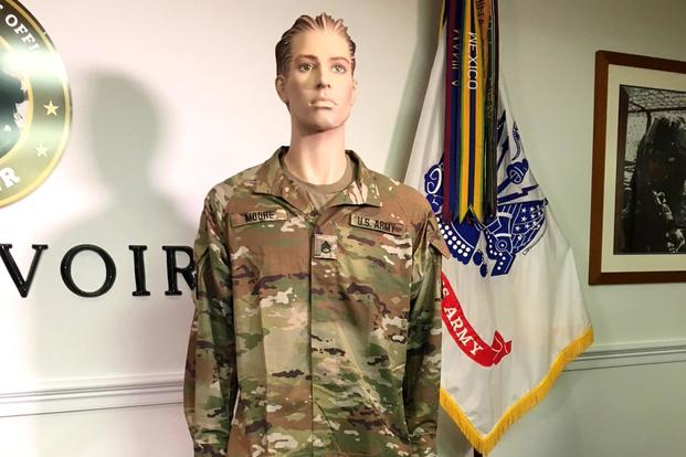 Soldier dream sex in military uniform
