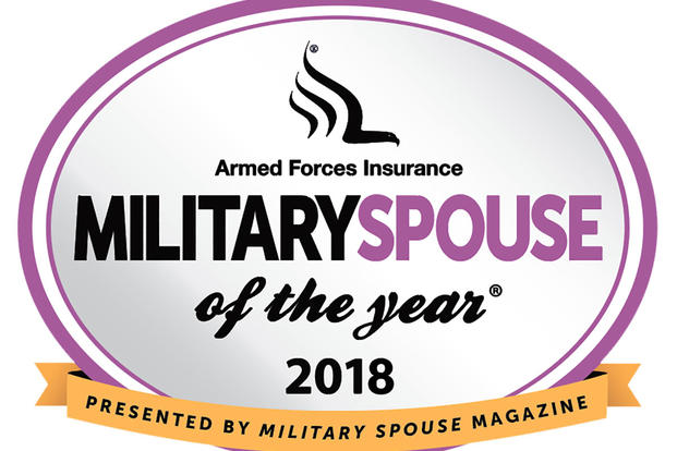 (Military Spouse of the Year 2018)