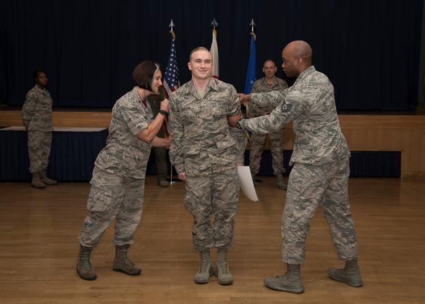 With 'Tacking On' Ritual Banned, Air Force Aims to Create