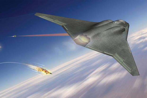 "The Air Force is looking beyond its 'penetrating counterair' concepts unveiled in 2016, and is now moving toward a ""family of systems"" approach. (Photo: US Air Force)"
