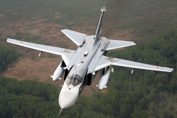 here s the 11 types of russian aircraft known to be stationed in