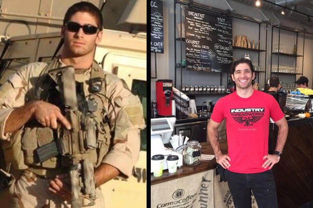 how coffee saved the life of a navy seal militarycom