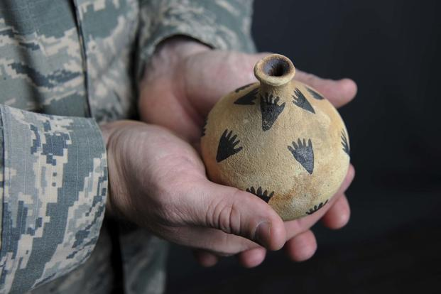 These Meaningful Military Traditions Come From Native