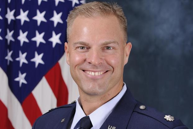 Col. Jason Costello (Air Force Photo)