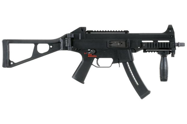 The U.S. Army has added Heckler and Koch Defense Inc.'s  UMP9 to the list of subcompact weapons it plans to test  in an attempt to better arm security personnel. Photo: Heckler and Koch.