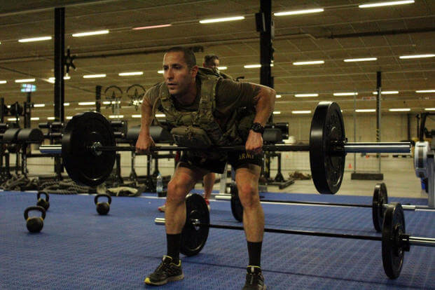 Ask Stew: Mixing Weights with PT | Military com
