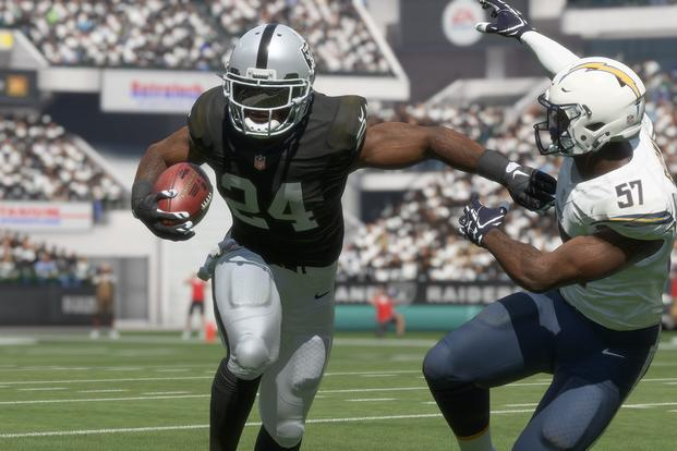 Why Some Raiders Have an Issue With 'Madden 19' Player