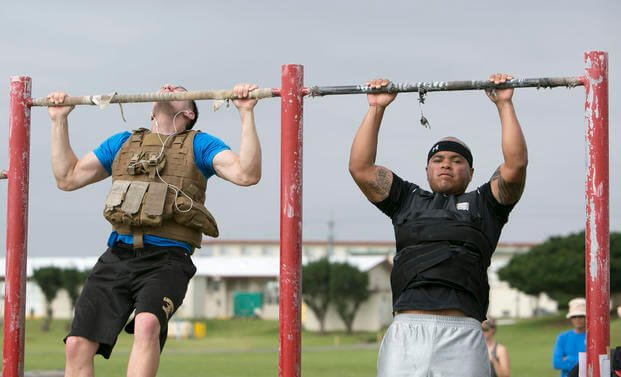 Workout of the Week: Max Rep Sets PT with Challenges In Between