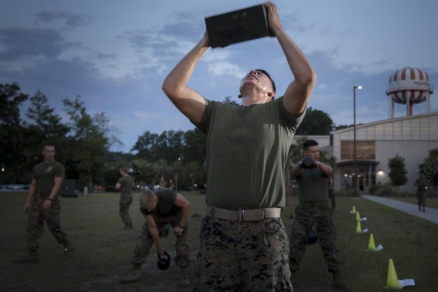 Phase One of Tactical Fitness: Candidate/Recruit Preparation