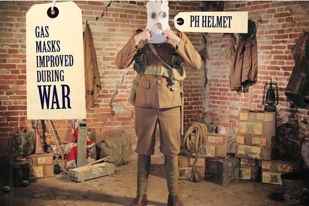 See the Uniforms and Kit That Armies Took to War in 1914