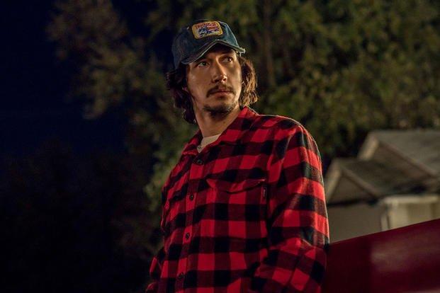 ผลการค้นหารูปภาพสำหรับ blackkklansman scenes adams driver