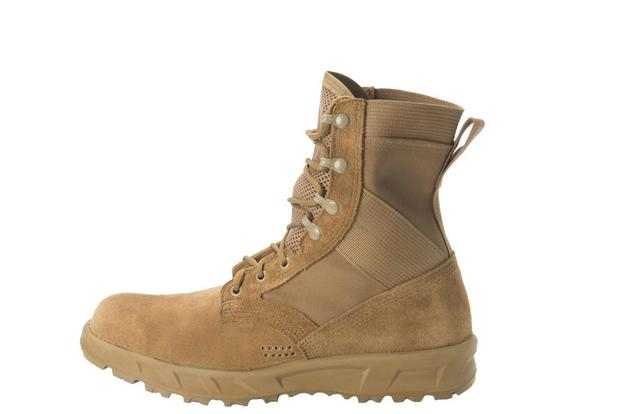 Army to Test New Combat Boot Designs