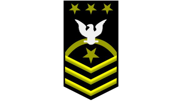 Navy Master Chief Petty Officer of the Navy insignia