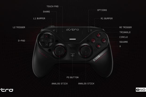 Review: Astro C40 a Nearly Perfect Controller for the PlayStation 4