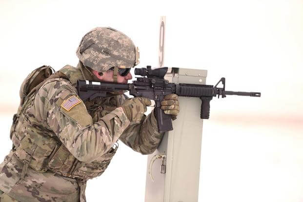 Army's New Marksmanship Qualification Test Ramps Up